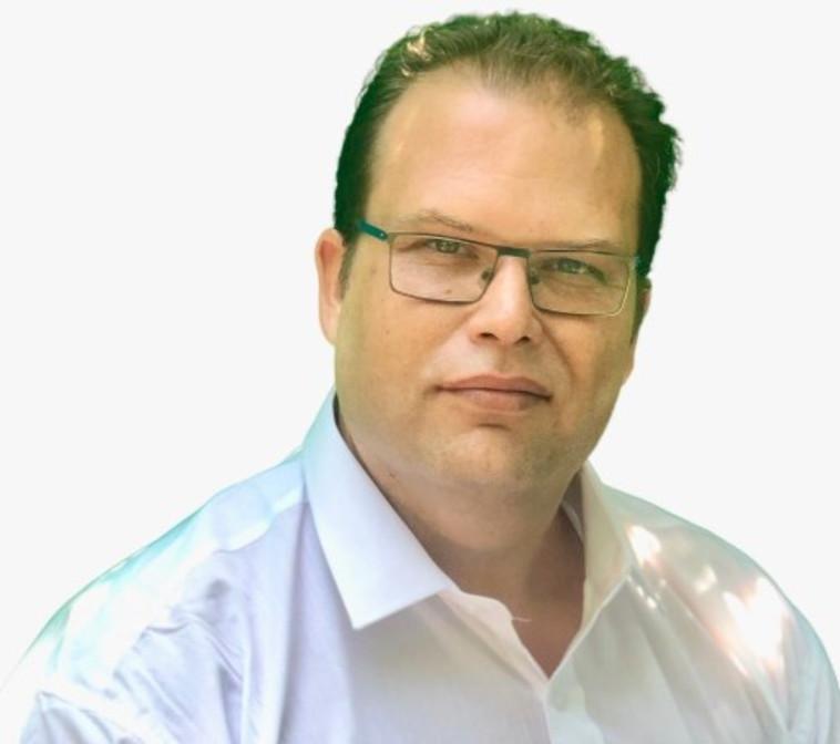 יניב בר אור מנכ״ל התאחדות מעונות היום הפרטיים בישראל (צילום: ללא קרדיט)