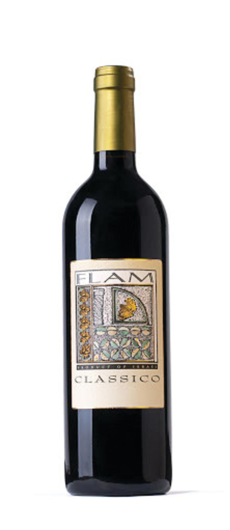 יין אדום פלם קלאסיקו (צילום: יח''צ)