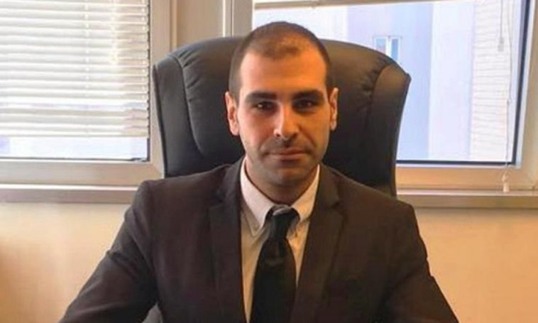 עורך הדין שגיא יאיר (צילום: יניב דותן)