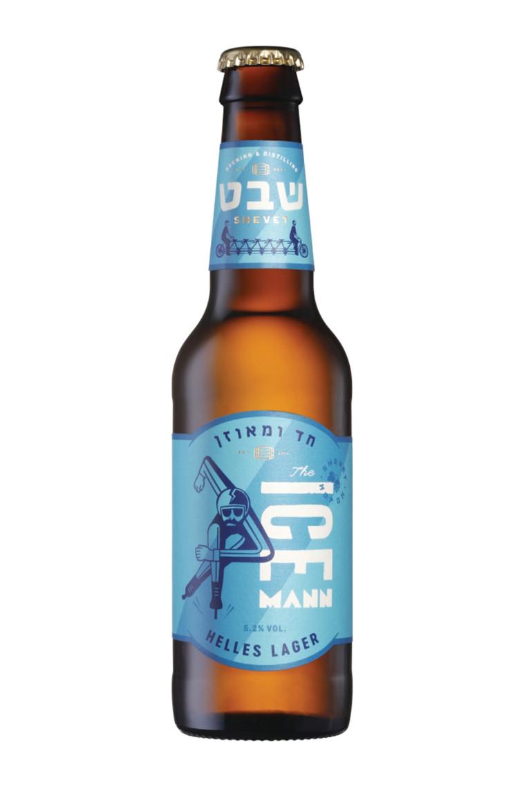 בירה שבט (צילום: יח''צ)