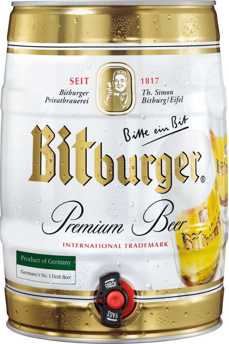 ביטבורגר, 5 ליטר בירה  (צילום: יחצ)