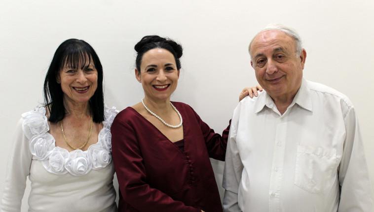 משפחת מלומד (צילום: צילום פרטי)