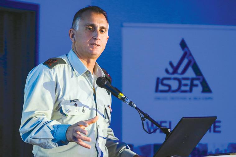 ראש אגף המודיעין בצה״ל, האלוף תמיר היימן (צילום: פלאש 90)