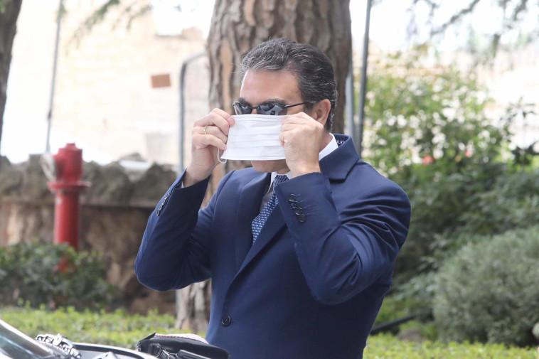 ראש המוסד, יוסי כהן (צילום: מרק ישראל סלם)