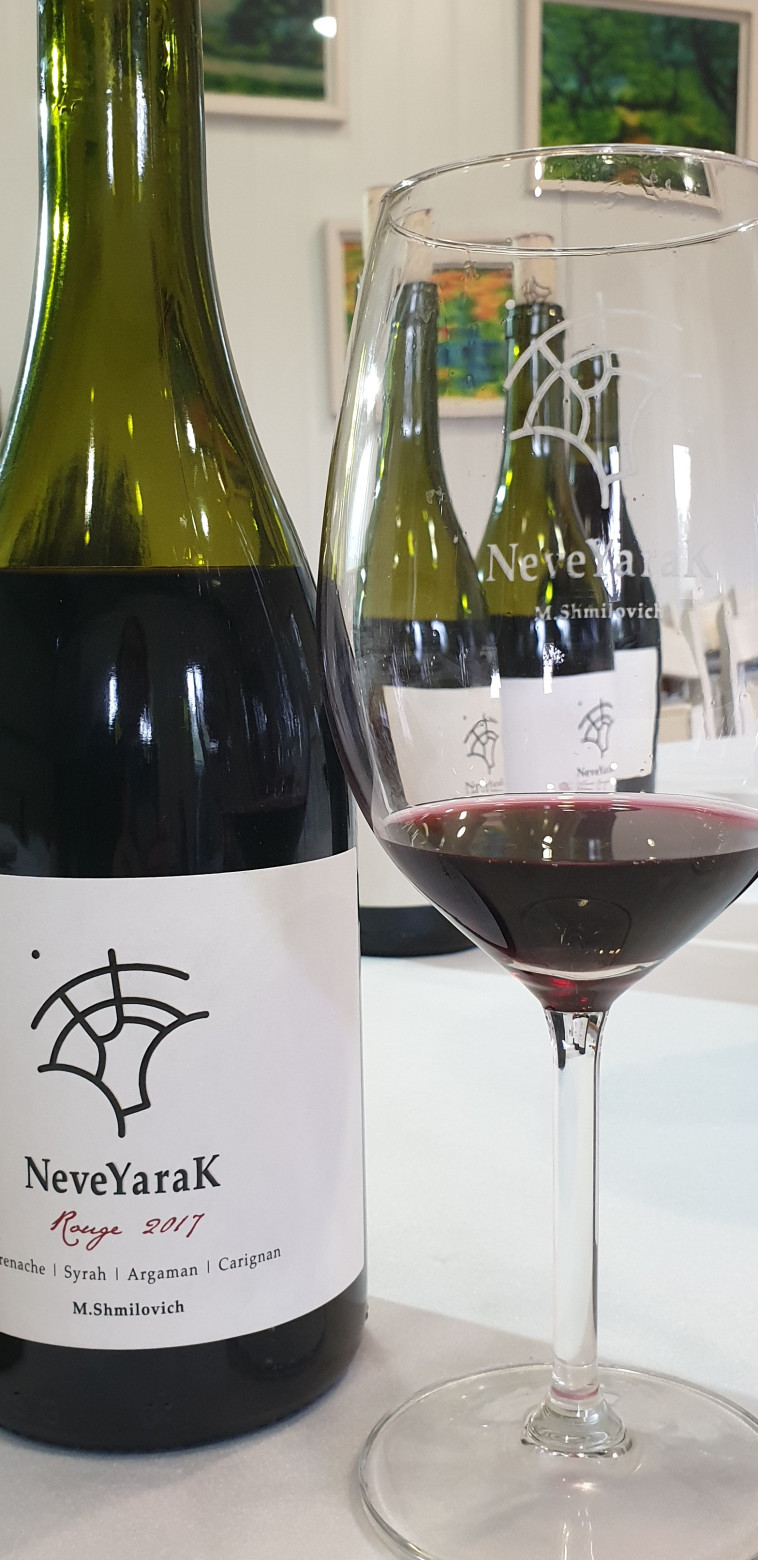 יינות נווה ירק (צילום: מירה איתן)