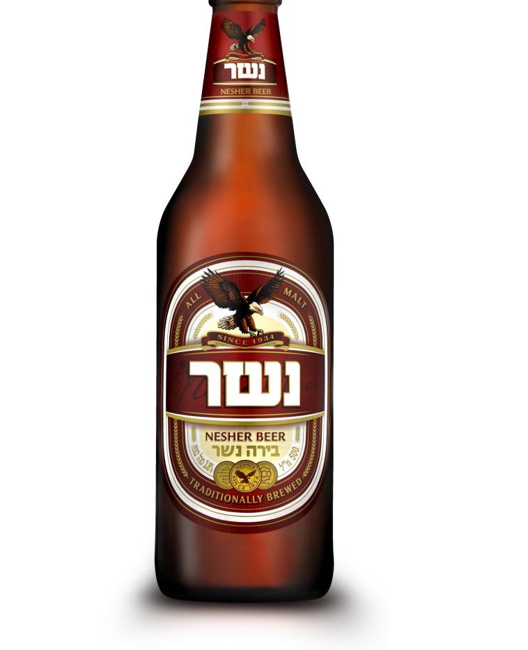 בירה נשר (צילום: מוטי פישביין)