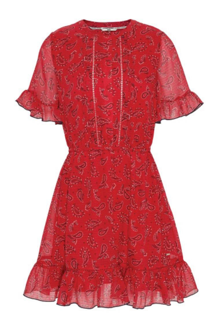 שמלה - טומי הילפיגר FACTORY 54 (צילום: יח''צ)