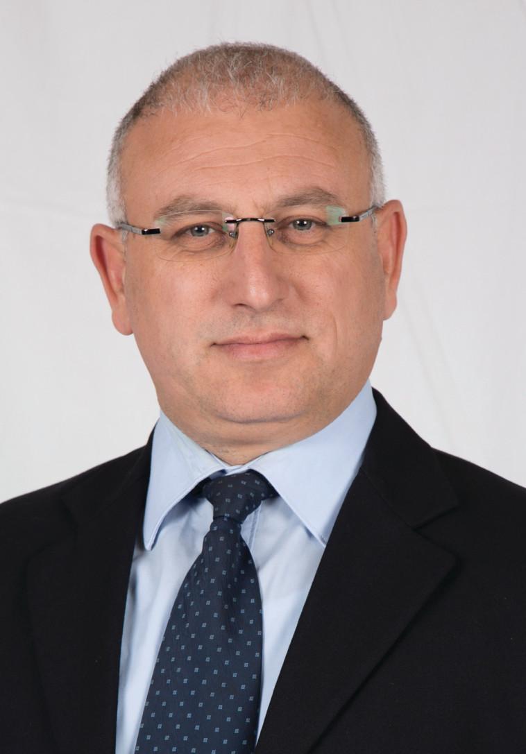 מאיר בר, מנכ''ל הכשרה חברה לביטוח (צילום: שמעון מירון)
