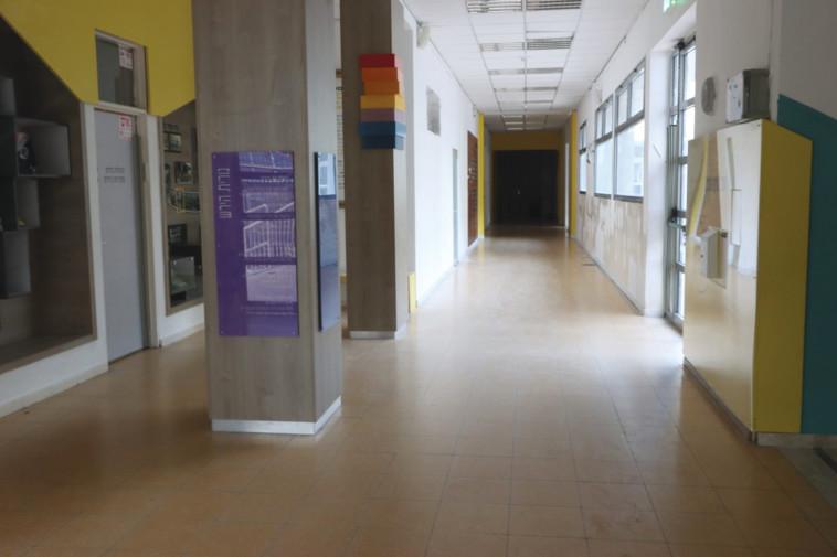 בית ספר אילוסטרציה (צילום: עדן דגני)