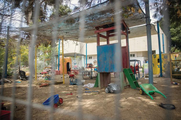 גן ילדים (אין קשר בין הצילום לנאמר בכתבה) (צילום: יונתן זינדל, פלאש 90)