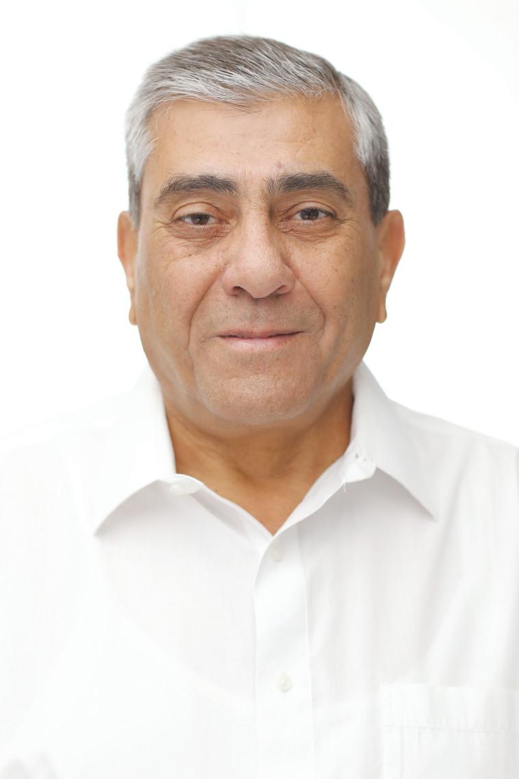 יגאל דמרי, בעלי חברת י.ח דמרי (צילום: משה עמר)