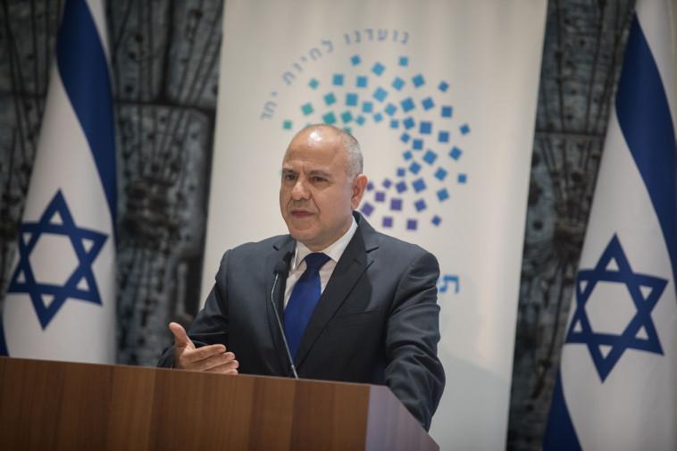 מנכ''ל משרד החינוך, שמואל אבואב (צילום: הדס פרוש, פלאש 90)