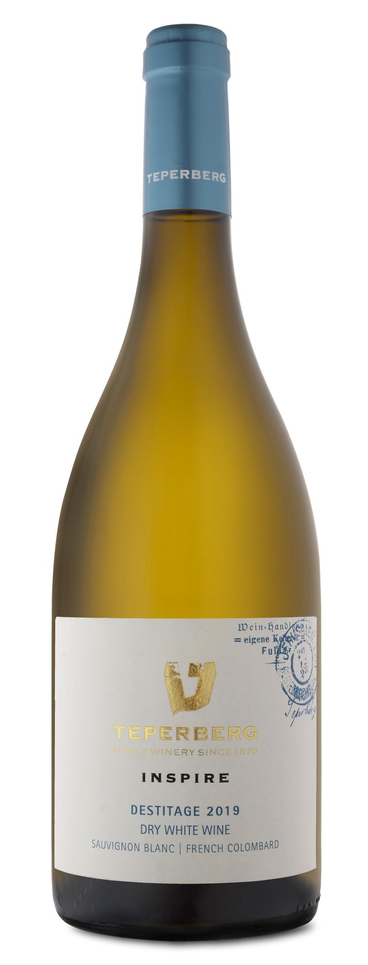 יין לבן. טפרברג אינספייר  (צילום: איל קרן)