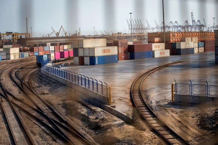 נמל שאהיד ראג'עי, איראן (צילום: רויטרס)