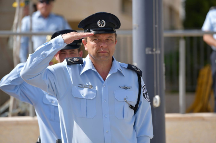 ניצב מוטי כהן (צילום: דוברות המשטרה)