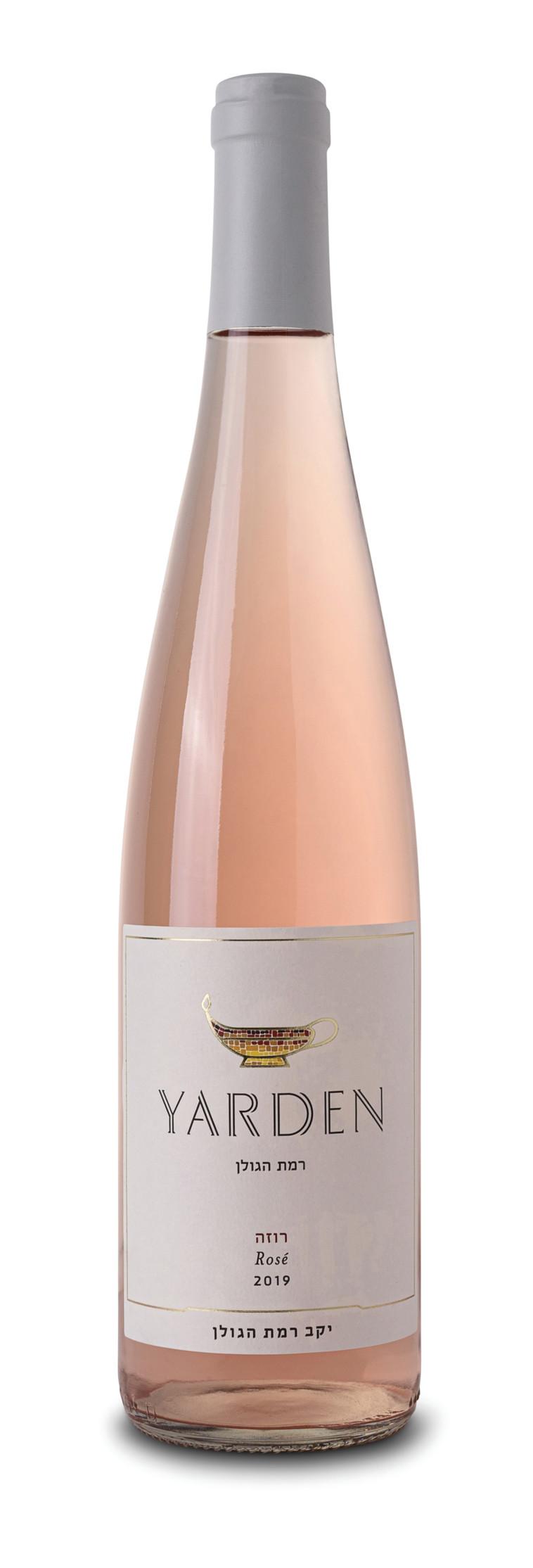 יין ירדן רוזה (צילום: חגית גורן)