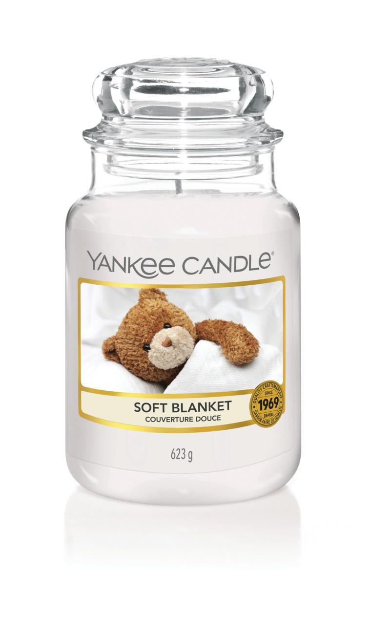 נר ריחני Yankee Candle (צילום: יח''צ)