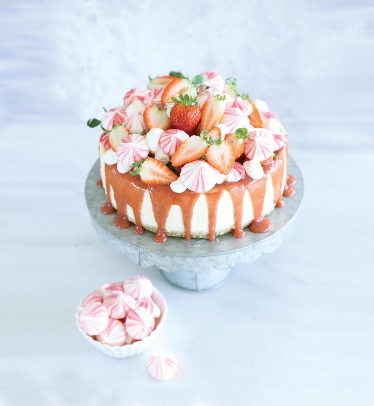עוגת איטון מס (צילום: חן שוקרון)
