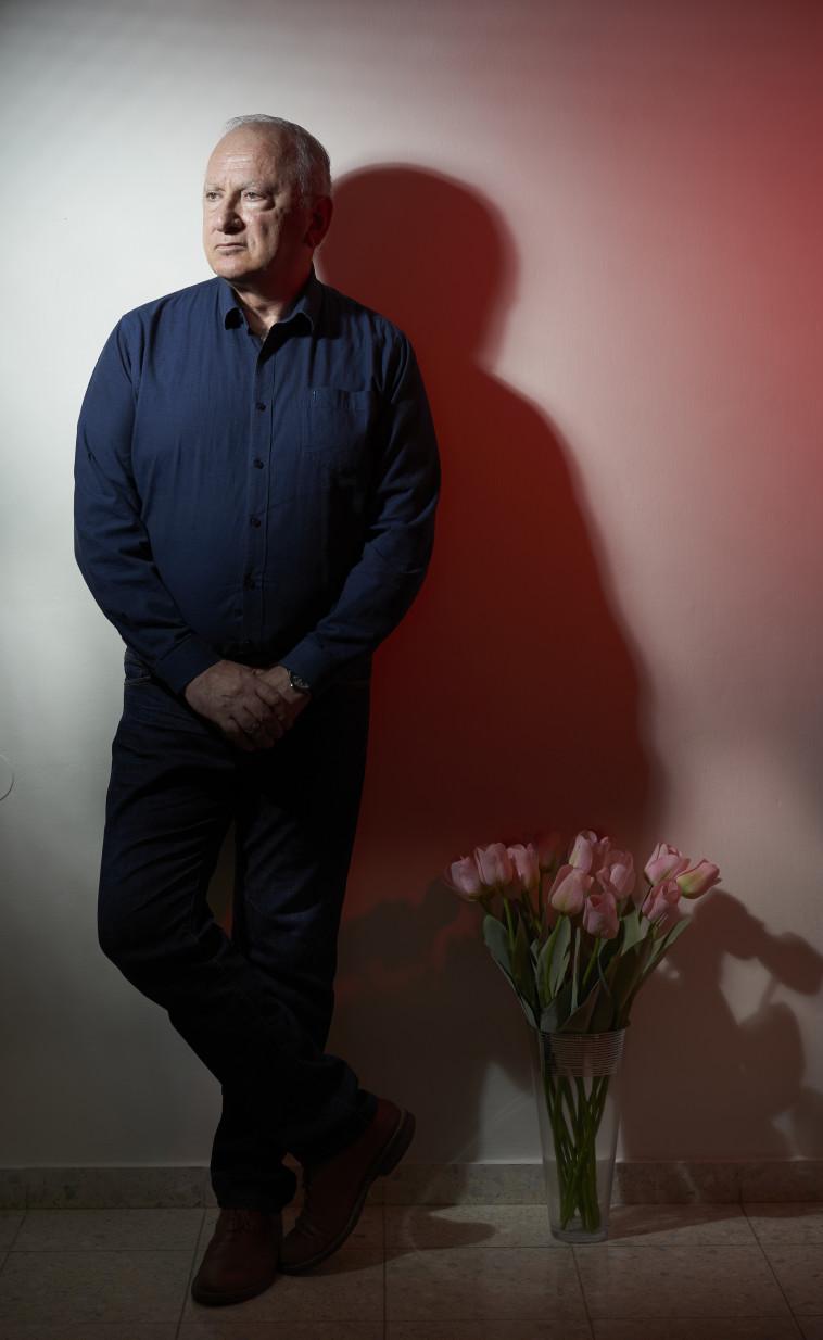 יצחק אילן (צילום: רמי זרנגר)