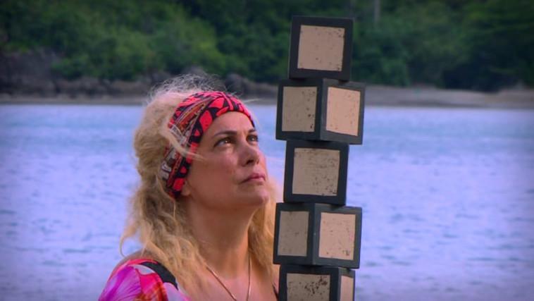 אילנה אביטל במשימת מגדל הקוביות