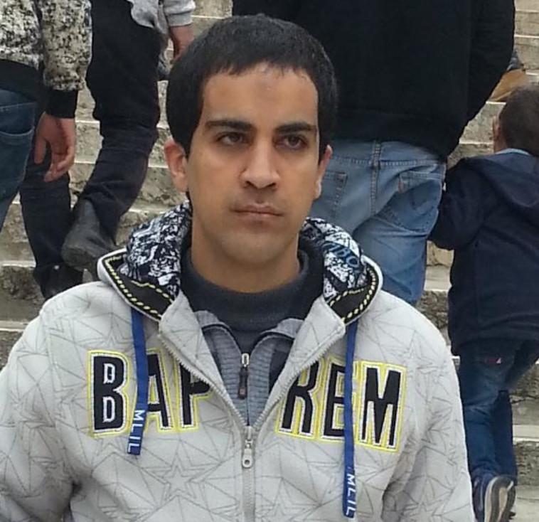 איאד אלחלאק ז''ל (צילום: רשתות חברתיות)