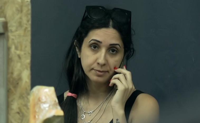 לורין מיכאלי מתכנית ''המתחזים'' (צילום: צילום מסך ''המתחזים'')