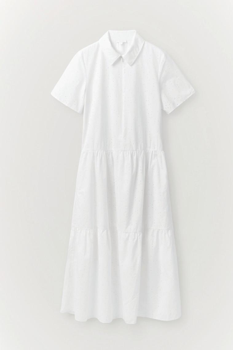 שמלה, 455 שקלים, COS (צילום: יח''צ)
