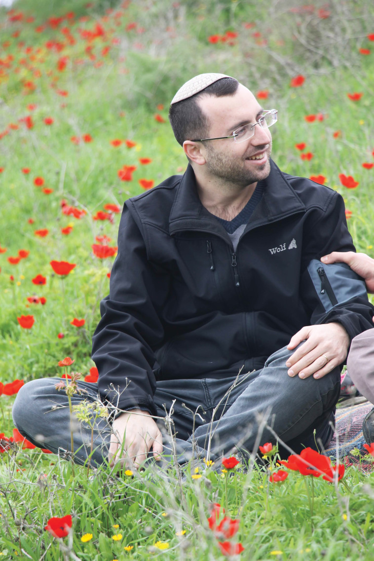 עובד פרל (צילום: יאיר אריאל)
