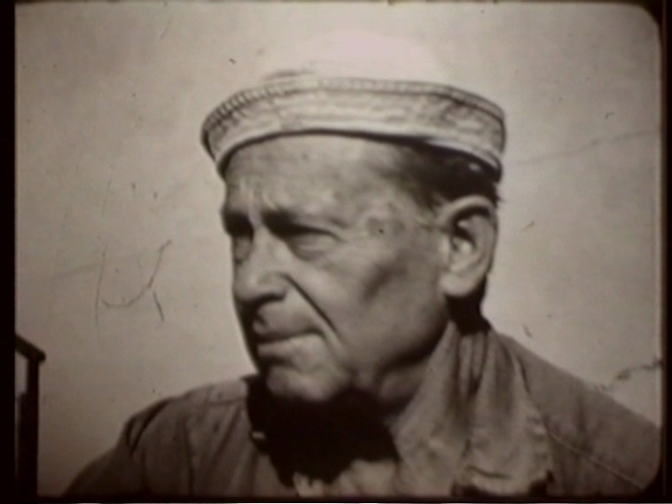המלחין דוד זהבי  (צילום: באדיבות המשפחה,ארכיון קיבוץ נען )