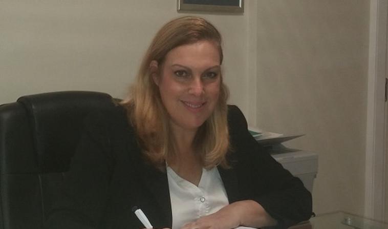 עורכת הדין רבקה ניר-אבוהרון (צילום: יצחק אבוהרון)