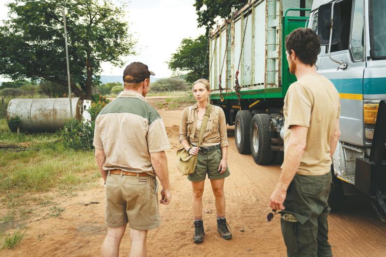 עקבות בשטח (צילום: Nick Strasburg.HBO, באדיבות yes)