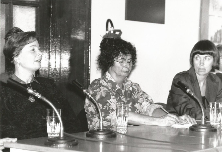 דורית אורגד ומרים מורד (צילום: ארכיון פרטי)