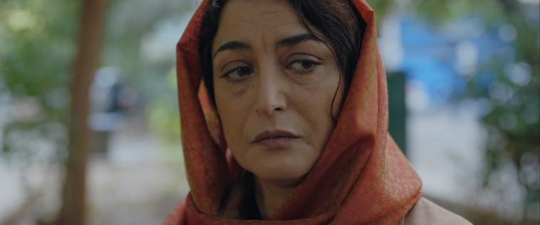 אסתי ירושלמי בסדרה ''טהרן'' (צילום: מתוך כאן 11)