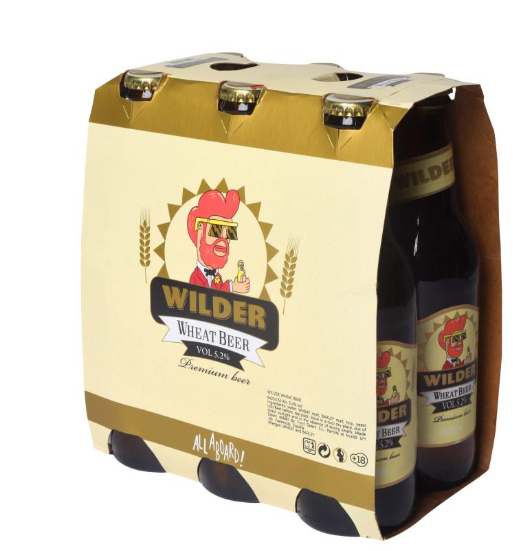 בירה ווילדר חיטה  (צילום: יח''צ)