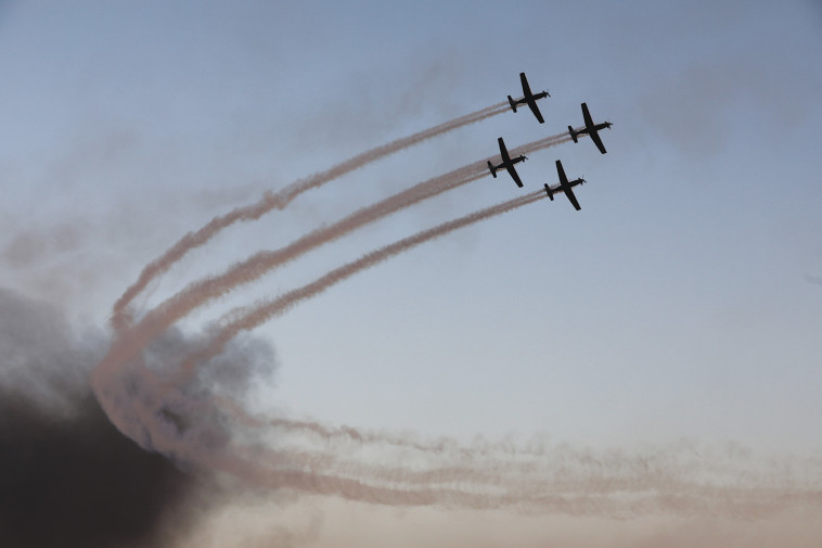 מסדר כנפיים של חיל האוויר (צילום: פלאש 90)