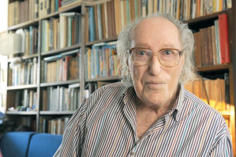 עודד בורלא (צילום: ראובן קסטרו)
