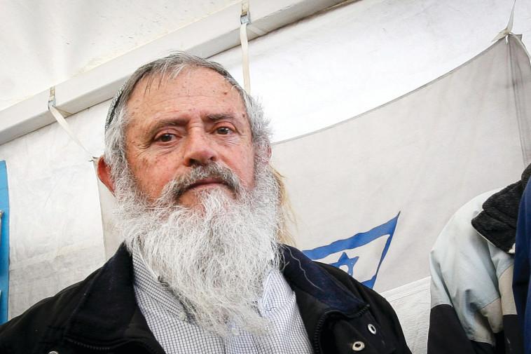 יהודה וקסמן ב-2009 (צילום: מרים אלסטר, פלאש 90)