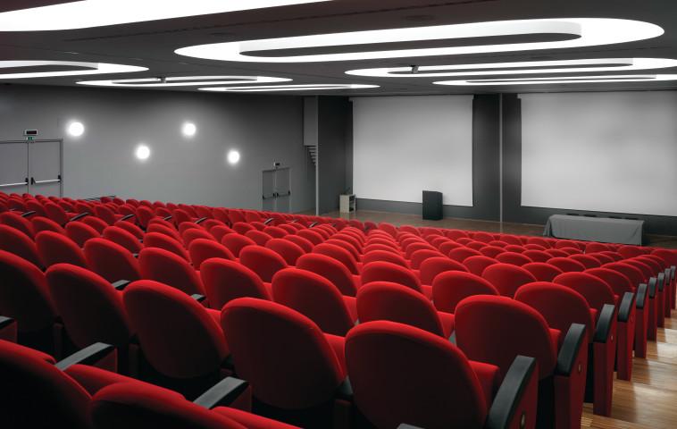 אולם קולנוע (צילום: אינג אימג')