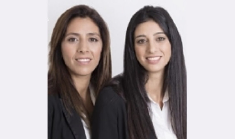 עורכות הדין חן ימין-כהן ואורית יום-טוב (צילום: צילום עצמי)