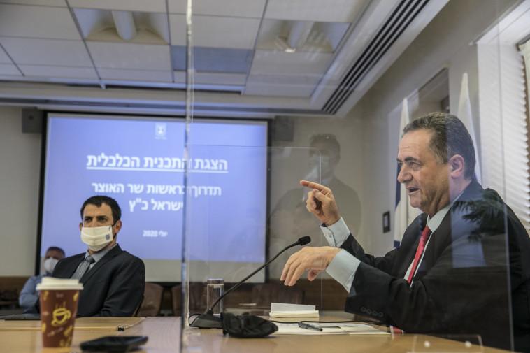 שר האוצר ישראל כ''ץ (צילום: אוליבייה פיטוסי, פלאש 90)