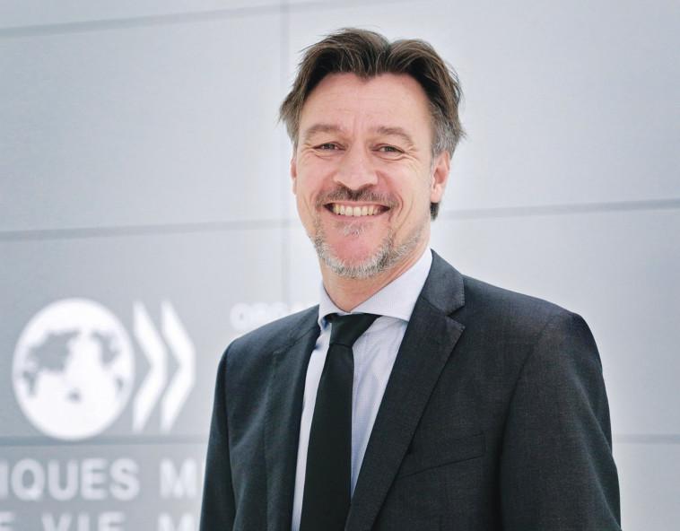 סמנכ״ל ה-OECD אולריק קנודסן (צילום: יחצ)