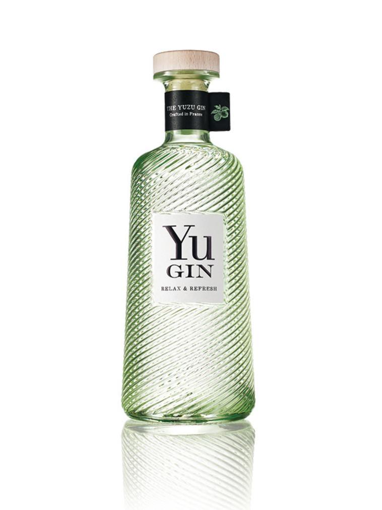 ג'ין - Yu GinSPIRITIQUE - הבקבוק (צילום: יח''צ)