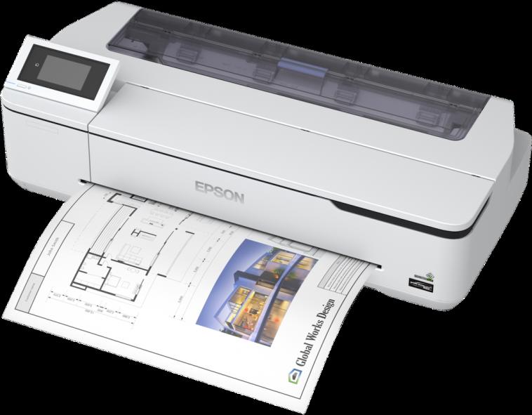 מדפסת SC-T3100N של Epson (צילום: יח''צ)