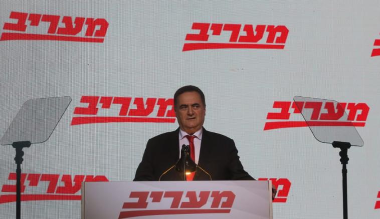 שר האוצר ישראל כ''ץ (צילום: מרק ישראל סלם)