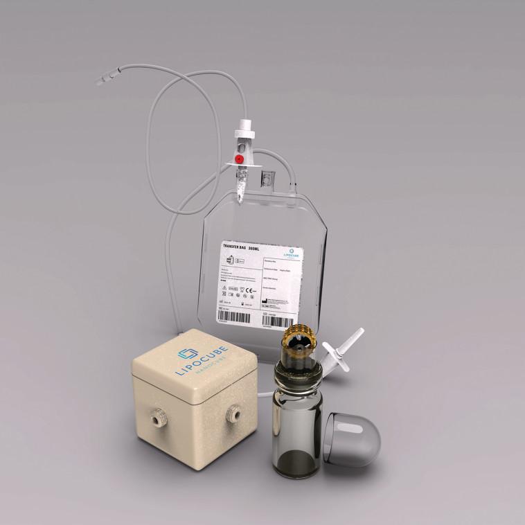 מכשיר לטיפול בתאי גזע נגד התקרחות (צילום: יח''צ)