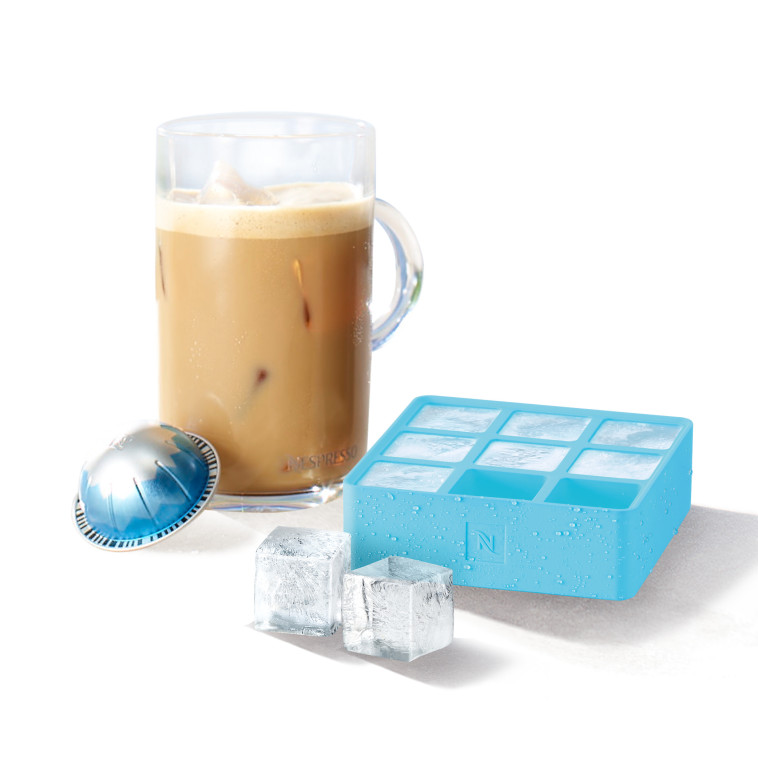 סדרת תערובות חדשה להכנת קפה קר של Nespresso  (צילום: יח''צ חו''ל)
