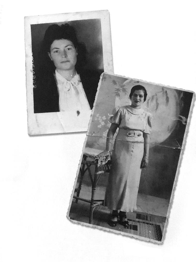 אמה וחמותה של פסקל (צילום: פרטי)