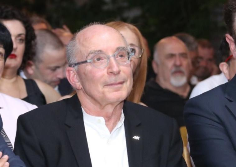 פרופסור רון רובין, נשיא אונירסיטת חיפה (צילום: אוניברסיטת חיפה)