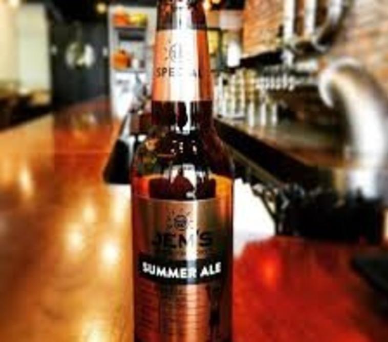 ג'ימס בירה (צילום: פייסבוק)