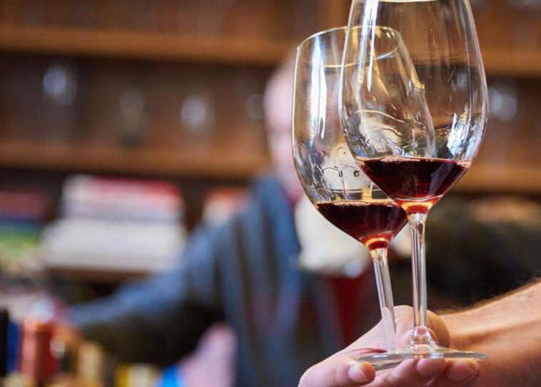 טעימות יין איש הענבים (צילום: אתר החברה)